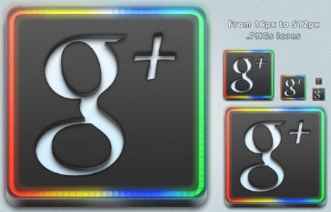 Google plus review icon