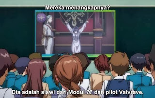 Kakumeiki Valvrave Episode 20 Subtitle Indonesia