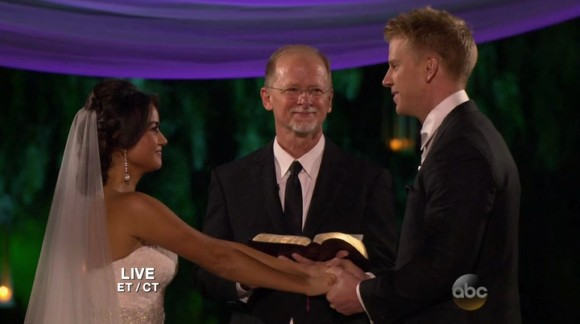 The Bachelor: Sean and Catherine's Wedding 2014