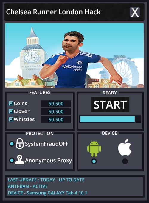 Chelsea Runner London Hack
