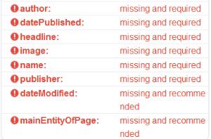 missing di webmaster