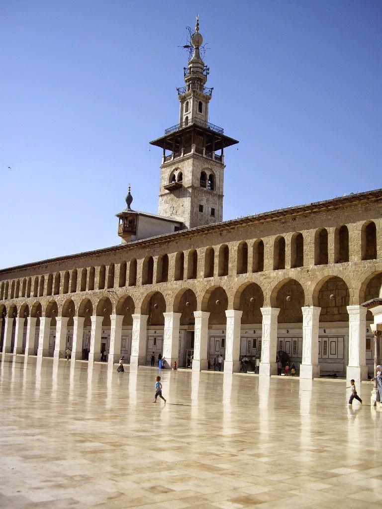 Damascus, Syria, 2009