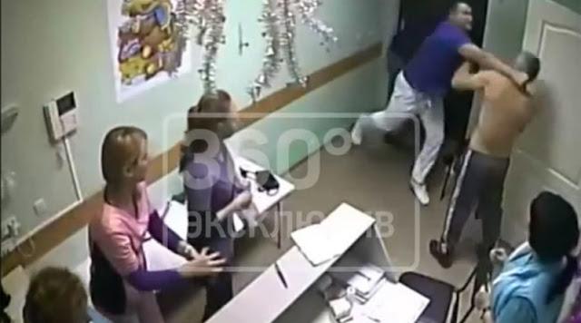 RUSSIE: Un homme de 56 ans a perdu la vie après une bagarre avec un docteur dans un hôpital