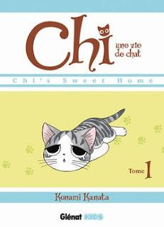 Kodomo : Chi, une vie de chat - Tome 1 [Kanata, Kanomi] Chi+1