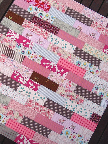 Red Pepper Quilts Pretty In Pink