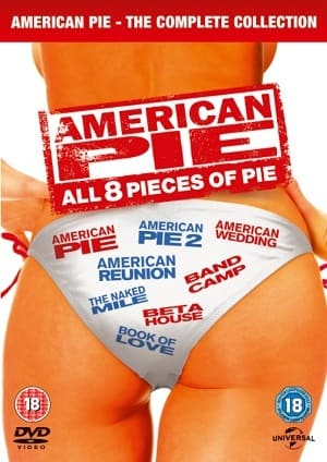American Pie - Todos os Filmes Torrent Download
