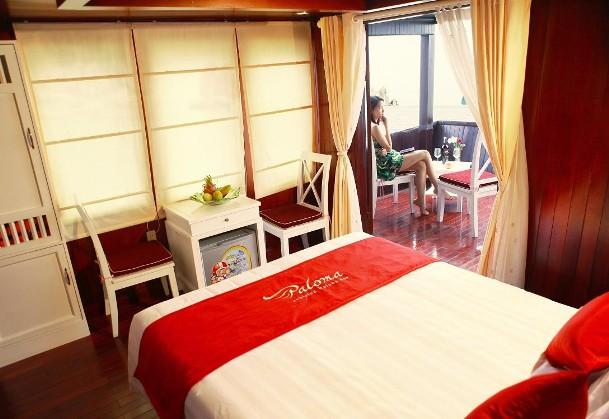 Double Cabin - Paloma Cruise