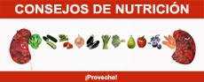 VOLVER A CONSEJOS DE NUTRICIÓN