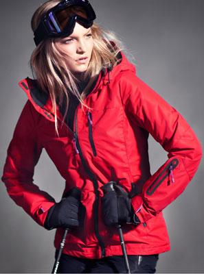 chaquetas de esquí mujer