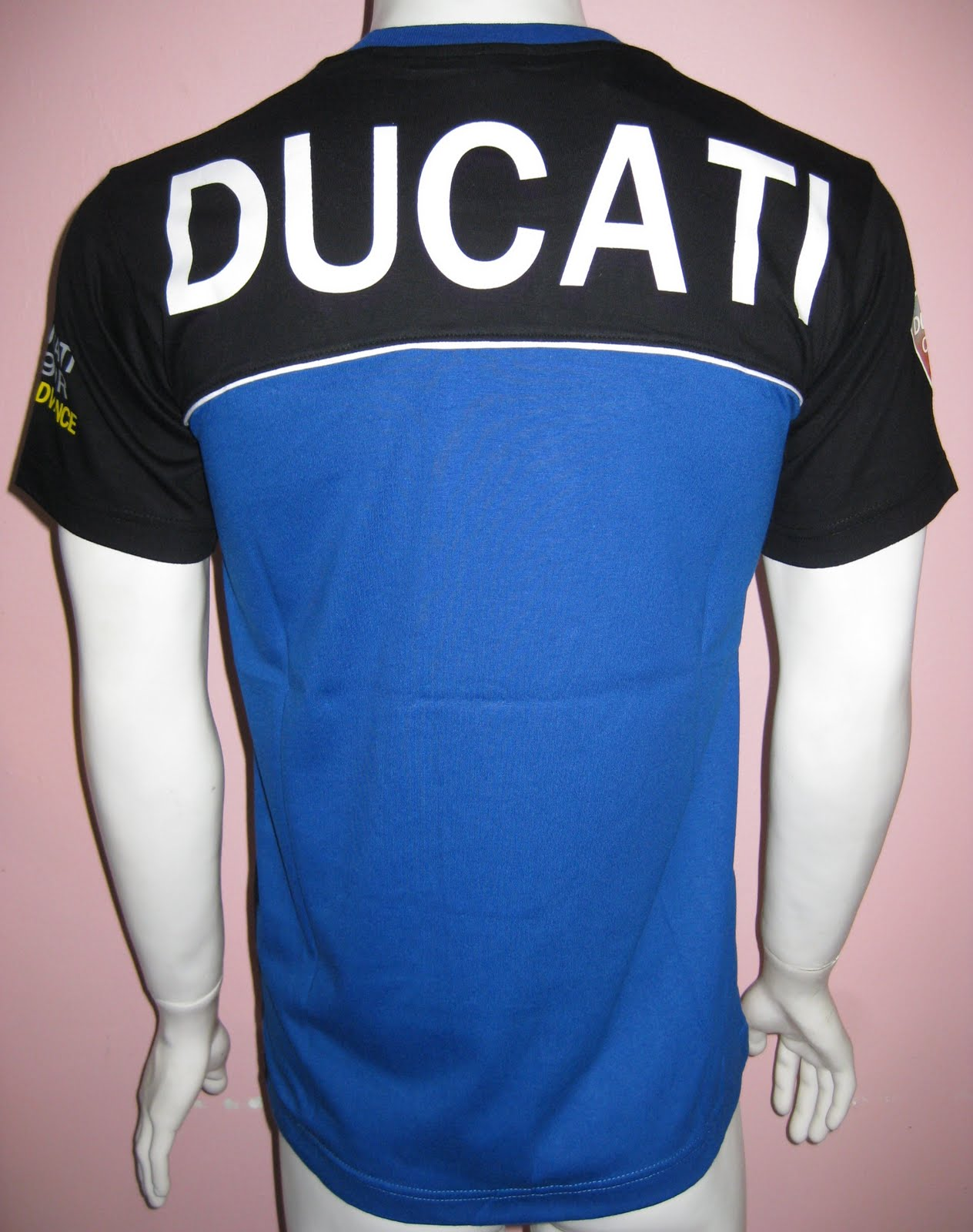 ducati t shirt. Black Bedroom Furniture Sets. Home Design Ideas