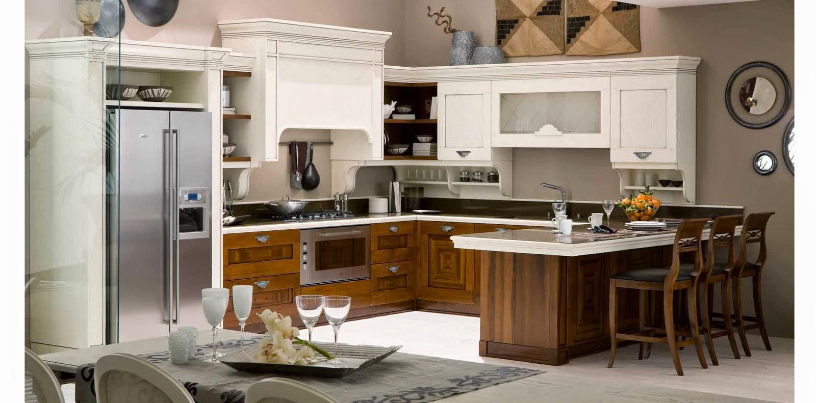 ... Models Of Minimalist Kitchens Make Your Kitchen Look Organized ...