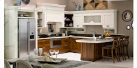 Models of minimalist kitchens  Make Your Kitchen Look Organized