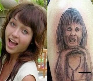 funny tattoo photo 5