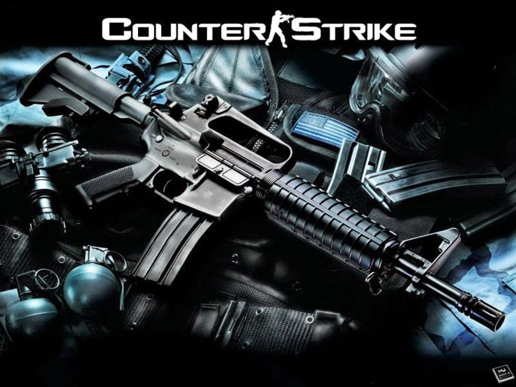 Counter Strike Wallpaper 1024 768 10 Download   Counter Striker 1.6 Non Steam + Patch Full Online