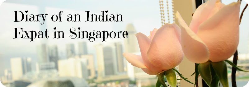 Diary of an Indian expat in Singapore