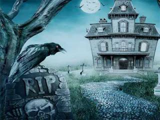 Juegos de escape - Scary Cemetery Escape