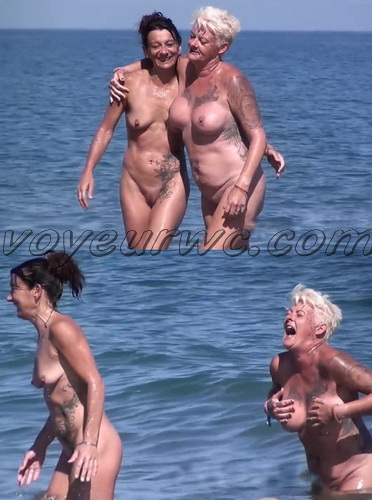 Nude Euro Beaches 14 (Hidden Cam Nude Beach)