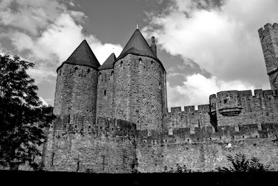 Carcassone (France), by Guillermo Aldaya
