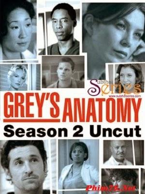 Cuộc Phẫu Thuật Của Grey Phần 2|| Grey&#39s Anatomy Season 2