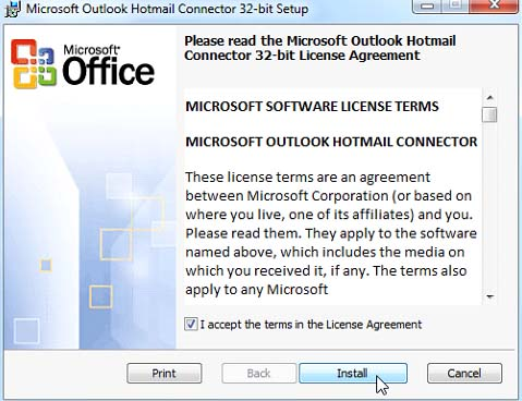 How to tell if hotmail has been read