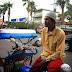 Tukang Becak Motor di Palembang dukung Wong Kito