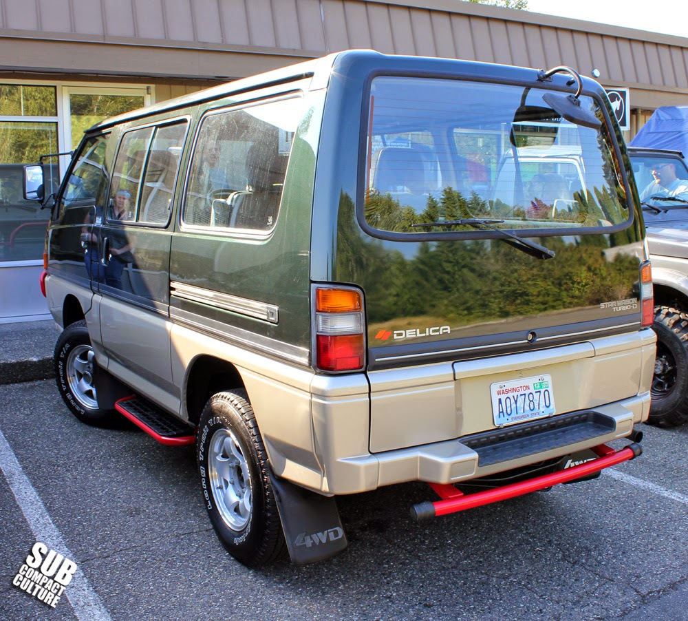 1987 Mitsubishi Delica Star Wagon