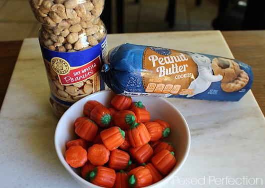 Little Peanut Pumpkin Cups