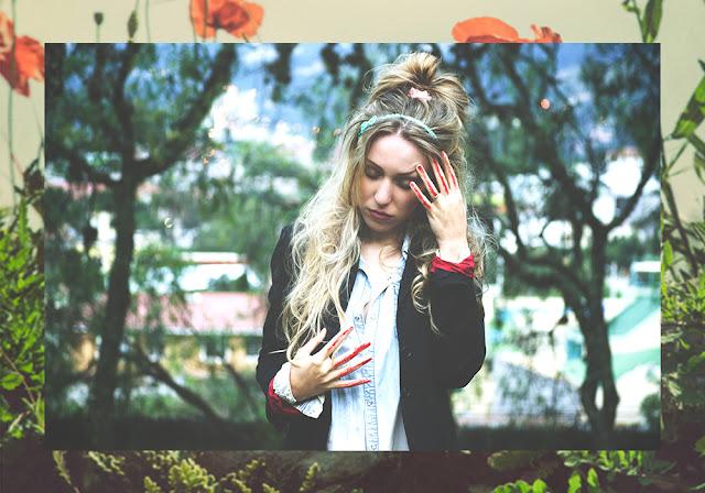 Alisa Gromova look