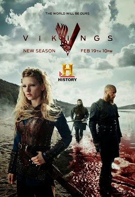 Vikings Tercera Temporada