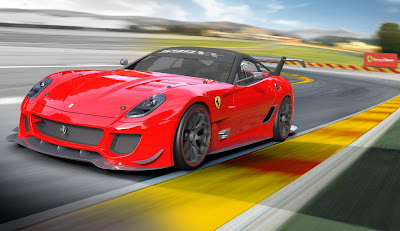 Ferrari 599XX: A Bit Faster