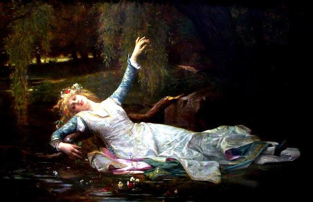 Cabanel, Ophelie, 1883