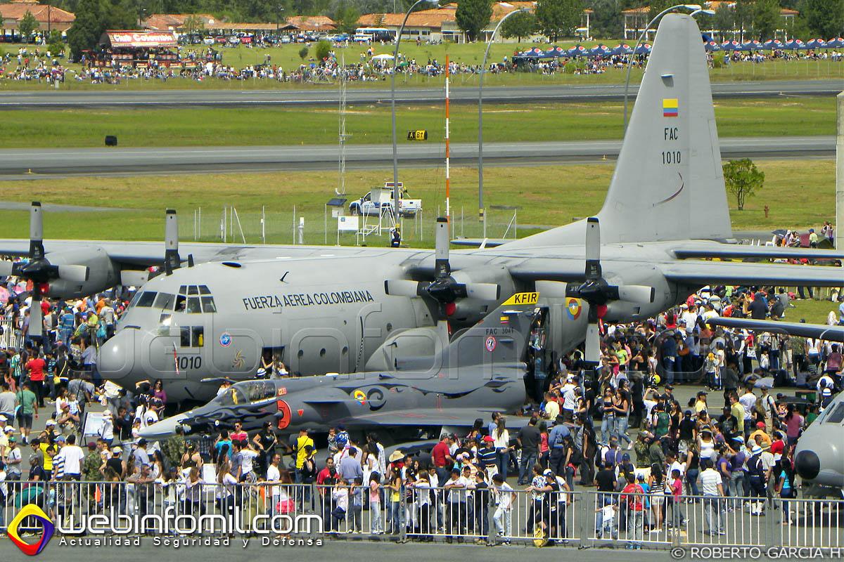 Miles de personas se congregarán en la F-AIR COLOMBIA 2015.