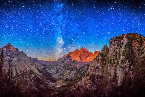 kollima.gr - Τα πιο όμορφα πλάνα του ουρανού τη νύχτα!