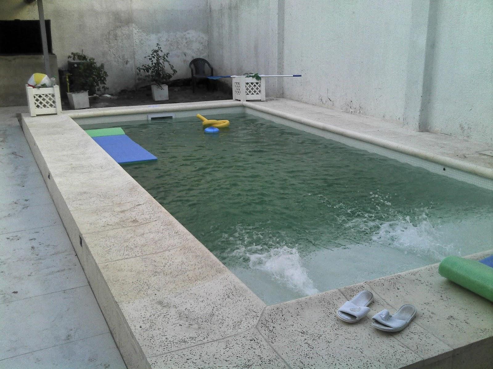 Construcci n de piscinas en terrazas y azoteas piscina for Piscinas j martin caro