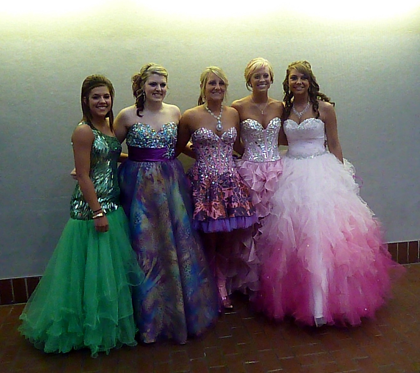 pictures of the girls  Country Girl Prom Dresses