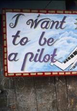 Carátula del DVD: Yo quiero ser piloto