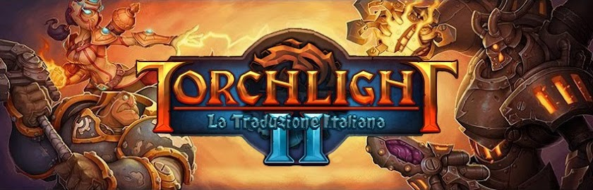 Torchlight II Italia