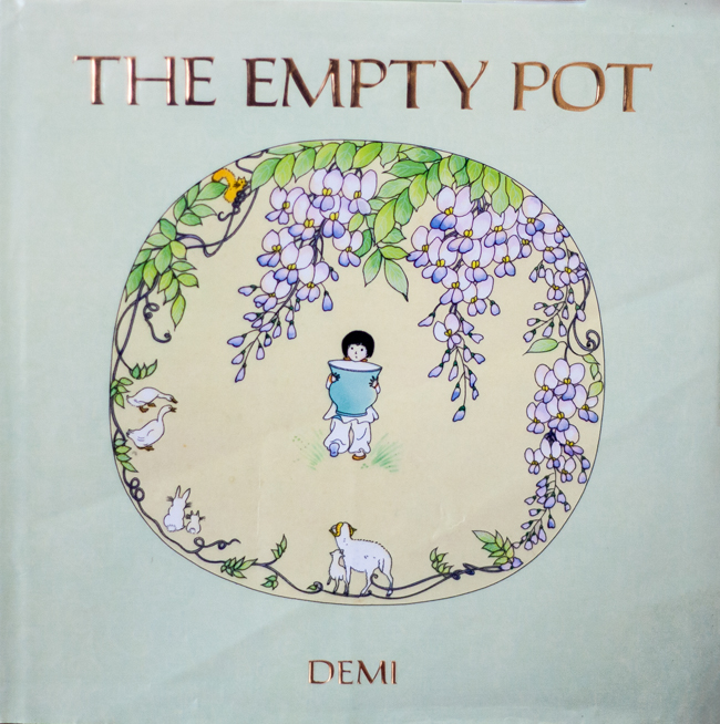 The Empty Pot is a wonderful tale of honesty and courage. Beautifully illustrated, kids will love to find out the moral of the story as they read it.