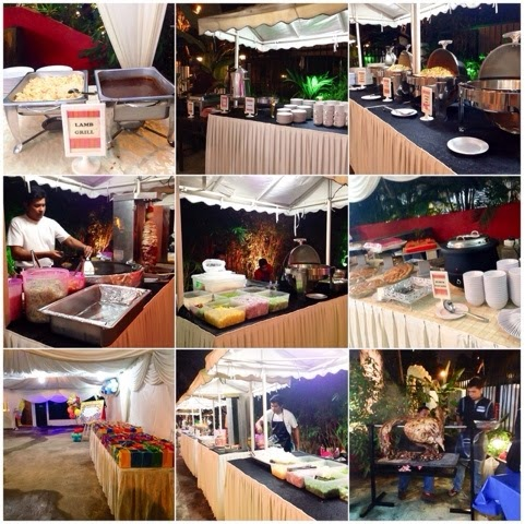 Buffet Ramadhan, Casa Ombak, Ombak Creative