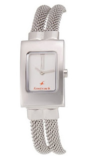 Fastrack Upgrade-Core Analog White Dial Women's Watch