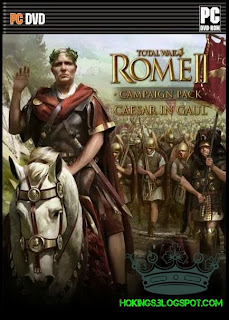 Total War Rome II Caesar in Gaul [Repack] 7.2GB