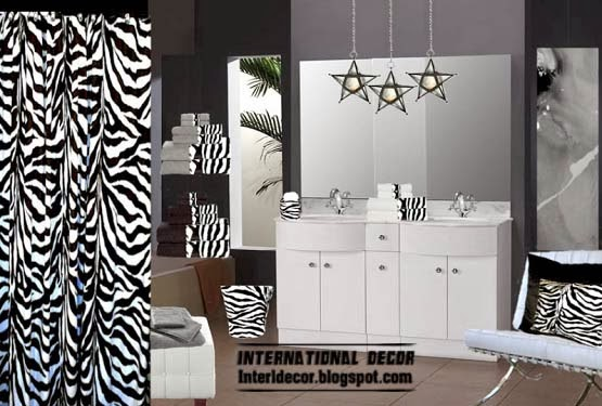 Zebra Bathroom Ideas : ... Design 2014: The best Zebra print decor ideas for interior designs