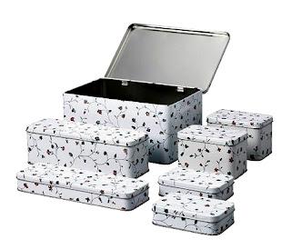 Коробки из икеа 43