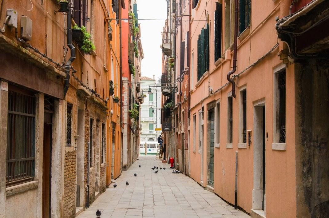 Venise - hiver