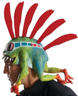 wow murloc headwear mask