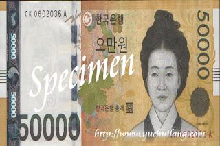 Won Korea Selatan