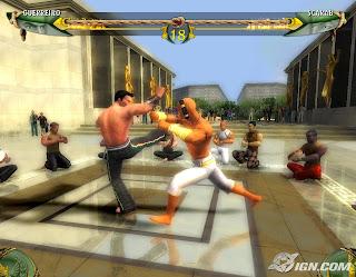 Martial Arts Capoeira Full version Games