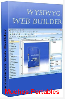WYSIWYG Web Builder Portable