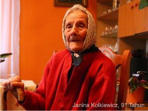 Nenek Berusia 91 Tahun Bangkit Dari Kematian