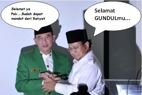 Koruptor Pendukung Prabowo